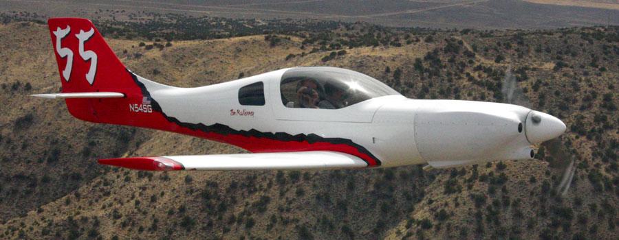 Unleashed Lancair Super 360
